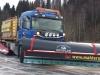 Scania 164 med plog